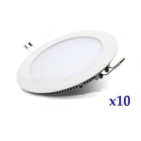 Downlight Empotrable 12W Ultra Fino Led Hispania®