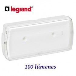 EMERGENCIA LED URA-21 100 LUMENES LEGRAND