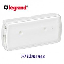 EMERGENCIA LED URA-21 70 LUMENES LEGRAND