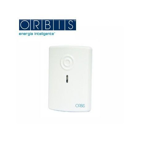 Detector MOVIMIENTO PARED U EN DOBLE TECHO ORBIS ECOMAT 230V OB133312