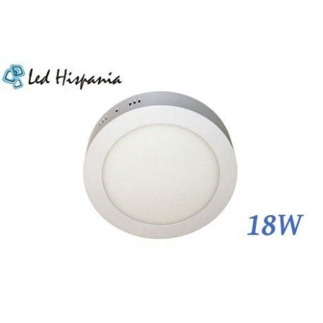 Downlight Empotrable 18W Superficie Led Hispania®