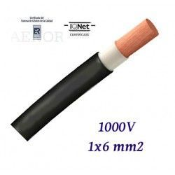 CABLE RV-K 1X6 MM2 UNIPOLAR 1000V
