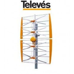 ANTENA DE TV TIPO PANEL UHF TELEVES C21-69