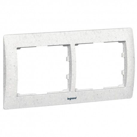 PLACA 2 ELEMENTOS HORIZONTAL EVEREST LEGRAND GALEA LIFE 771712