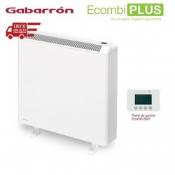 ACUMULADOR DE CALOR DE 1400W 14 HORAS DE CARGA DIGITAL WIFI GABARRON ECO4 PLUS