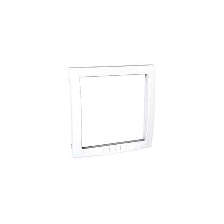 EMBELLECEDOR COLORS BLANCO POLAR EUNEA UNICA U4.000.18