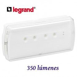 EMERGENCIA LED URA-21 350 LUMENES LEGRAND