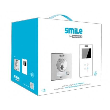 "5061 KIT VIDEO COLOR 1L. SMILE 3,5"" FERM"
