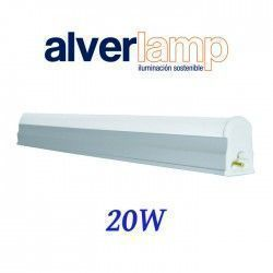 REGLETA T5 LED 20W. 1200MM. 4000K ALVERLAMP LRT520W40