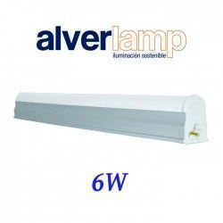 REGLETA LED 6W T5 300MM 4000K ALVERLAMP LRT506W40