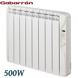 RADIADOR ELECTRICO DIGITAL PROGRAMABLE 500W. GABARRON RF4E