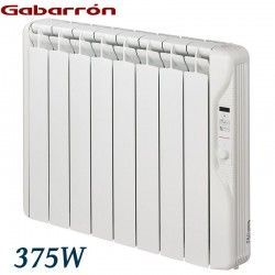 RADIADOR ELECTRICO DIGITAL PROGRAMABLE 375W. GABARRON RF3E