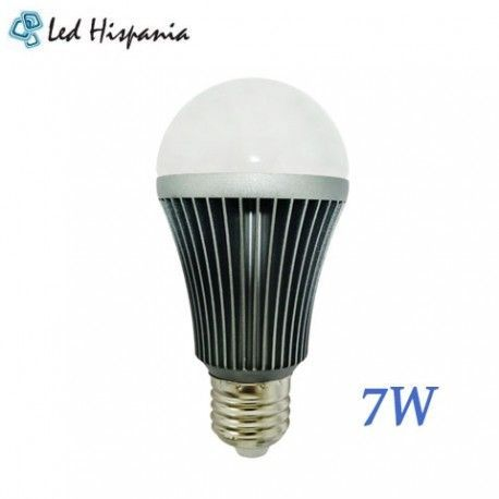 Bombilla 7W Globo E-27 Led Hispania®