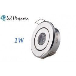 Downlight Empotrable 1W High Power Led Hispania®