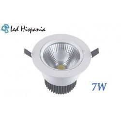 Downlight Empotrable COB 7W Led Hispania®