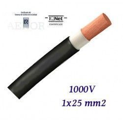 CABLE RV-K 1X25 MM2 UNIPOLAR 1000V
