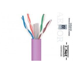 CABLE DATOS UTP CATEGORIA 6 LSFH TELEVES