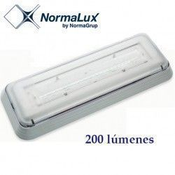 EMERGENCIA LED 60 LUMENES NORMALUX DUNNA D-60L