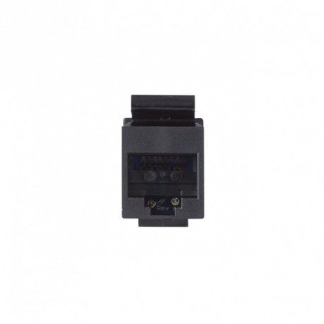 CONECTOR RJ45 CATEGORIA 6 AMP SIMON 75 75544-39