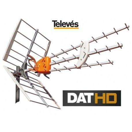 ANTENA DE TV DAT HD BOSS 790 TELEVES 149901