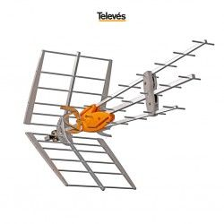 ANTENA DE TV DAT BOSS UHF G45 DBI TELEVES 149941