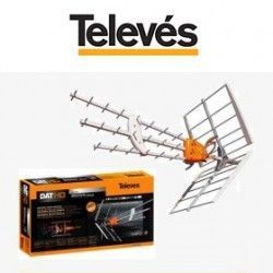 ANTENA DE TV DAT BOSS UHF G45 DBI TELEVES 149942