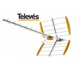 ANTENA DE TV L 790 UHF TELEVES 112140