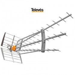 ANTENA DE TV DAT BOSS UHF G47 DBI TELEVES 149740