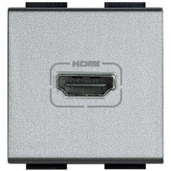 BASE CONECTOR HDMI TECH BTCINO LIVINGLIGHT NT4284