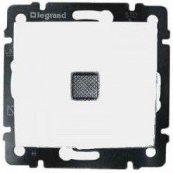 INTERRUPTOR LUMINOSO 1P 10A BLANCO LEGRAND VALENA 774410