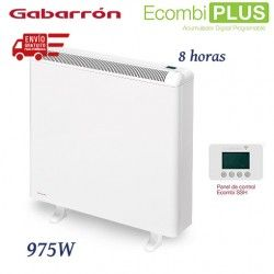 ACUMULADOR DE CALOR DE 975W 8 HORAS DE CARGA DIGITAL WIFI GABARRON ECO158 PLUS