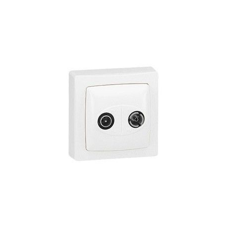 BASE MONOBLOC TV-R INTERMEDIA LEGRAND OTEO 086050